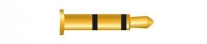 Klinke 3 Pin 2,5 mm