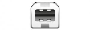 USB 2.0 B