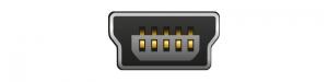 USB 2.0 Mini-B