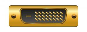 DVI-D Dual Link 24+1