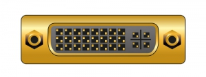 DVI-I Dual Link 24+5