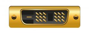 DVI-D Single Link 18+1