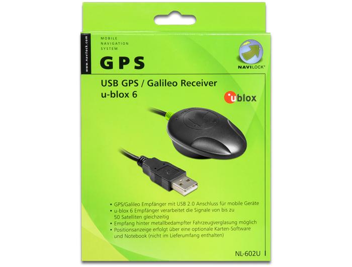 DRIVER FOR GPS NAVILOCK NL-302U