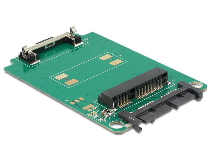 Delock Products 62520 Delock 1 8″ Converter Micro SATA 16