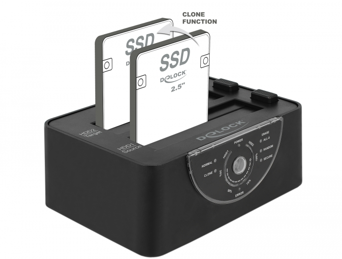 Delock Products 63992 Delock USB 3 0 Dual Docking Station