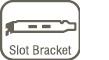 Slot brackets